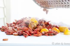 Welcome to the First Annual Wilson Crawfish Boil! Check out what we used, how we boiled them and all the side dishes! Plus some more yummy photos :)