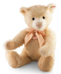 Steiff Christopher Robin Winnie The Pooh Mohair Set Of 4 Pieces 355417 With Traditional Methods Dolls & Bears