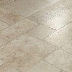 Get Ultra Realistic Stone Finish To Your Home By Installing This Innovations Cottage Pearl Click Lock Laminate Flooring