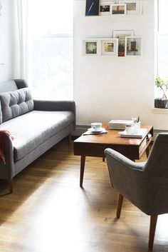 See more images from lia kim farnsworth-williams: 750 square-foot-apartment tour on domino.com