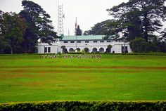 The Mansion in Baguio City is the vacation home of the President of the Philippines.