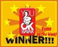 Video Of The Week - YOU OK I BAYAR -minggu ini dan berhak mendapatkan hadiah uang tunai Rp.100.000