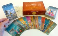 The 72 Names Cards - insightful Kabbalah cards for self guidance and divination - 72 oracle cards and a detailed booklet, Express shipment