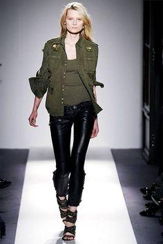 Военный стиль - одежда милитари в повседневной жизни