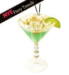 Alternative New Year's Eve drink