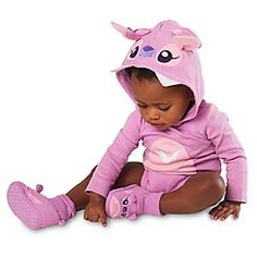 Angel Bodysuit Costume Collection for Baby