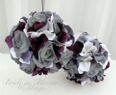 grey and plum wedding  | Posted by Bride in Bloom at 10:01 No comments: