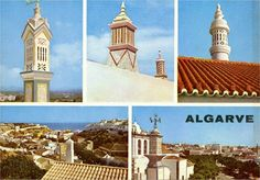 Ai mê rico Algarve!: Chaminés