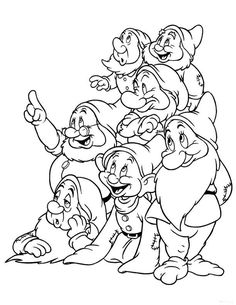 Disegni da colorare Disney 316