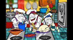 Huevocartoon: Cómo preparar la cena de Navidad
