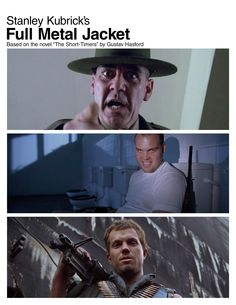 Stanley Kubrick's Full Metal Jacket #Kubrick #Fullmetaljacket