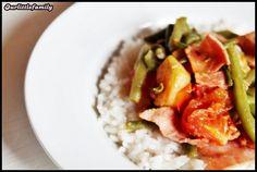riz-tomate-gingembre-ail-courgette-haricot-et-jambon