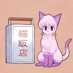 Ranma ½, Shampoo (Cat)
