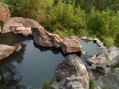 Spence Hot Springs, 5.2012 by theturquoisetable, via Flickr