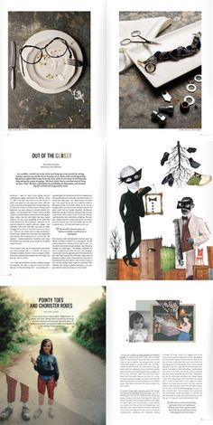 Dear Fashion Journal, Issue 1