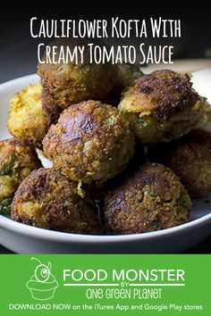 #eatfortheplanet #vegan #veganshare #vegansofig #plantbased #plantpower #healthy #eatclean #yum #foodporn #food #veganfoodporn #veganfood #vegancooking #veggieinspired #plantbasedcooking #plantbased #veg #eatgreen #eatclean #veganfoodshare #meatfree #meatless #dairyfree #plantpower #whatveganseat Vegan Indian Recipes, Vegan Recipes, Ethnic Recipes, Afghan Food Recipes, Creamy Tomato Sauce, Vegan Kitchen, Vegan Food, Free Food, Cauliflower