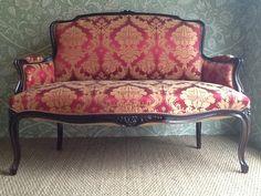 Beautiful Antique Victorian Mahogany Sofa by CambricaInteriors, £1,500.00