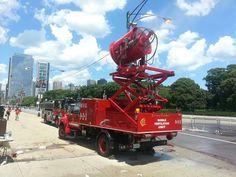 Chicago Fire Department Mobile Ventilation Unit 9-2-3