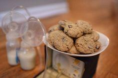 Healthy Lactation Cookies Recipe