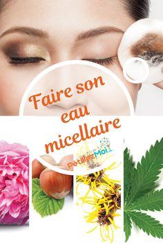 Faire sa propre eau micellaire Laroche Posay à la glycérine végétale