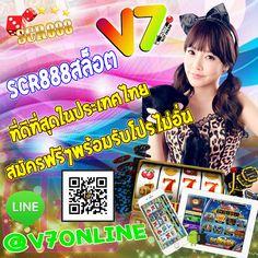 v7 slot online  🎱พบกับสล็อตออนไลน์สุดมันส์  💰ฝากง่าย - ถอนเร็ว โบนัสเพียบ !!! แอปเดียว เล่นได้มากกว่า100+ เกมส์ สล็อต บาคาร่า รูเรท กำถั๋ว ไฮโล น้ำเต้าปูปลา สมัครฟรีๆไม่มีค่าใช้จ่ายใดๆ สมัครเลย LINE ID: @v7online