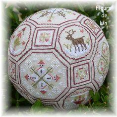 Quakerball de Noël