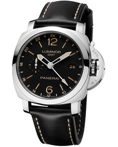 When a brand understands who they are and celebrates/elevates that, the results are stunning..Panerai Luminor 1950 3 Days GMT 24H watch