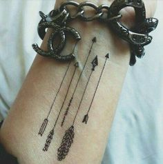 Tattoo J'aime beaucoup celle la plus a droite