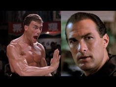 These two men were once very bankable actors. We pit Steven Seagal against Jean-Claude Van Damme.