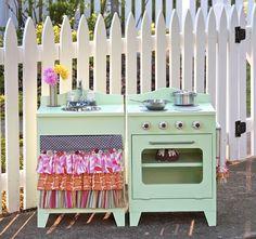 Blue Eyed Yonder little kitchen Lucy by BlueEyedYonder on Etsy