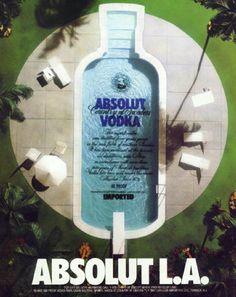 Les 50 publicités les plus créatives pour Absolut Vodka!