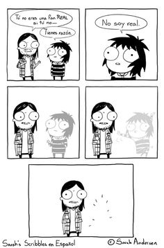 Anybody who's familiar with the comics of Sarah Andersen will know how perfectly they summarize the daily struggles of modern life, especially when it comes to Sarah Anderson Comics, Sara Anderson, Saras Scribbles, Sarah See Andersen, The Awkward Yeti, Beste Comics, 4 Panel Life, Funny Cute, Hilarious