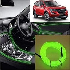 Mahindra XUV 500 2018 Car Dashboard 5M Car Interior Light GREEN Price-400/- Suzuki Swift, Car Accessories India, Jetta Car, Volkswagen Jetta, Elantra Car, Car Body Cover, Tucson Car, Men's Footwear, Autos