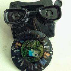 "hholgersson says ""Photos are the best in 3D""-- do you agree? Here is his retro inspired custom reel and viewer!"