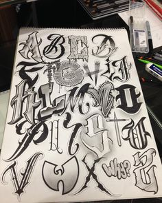 An update released on December 2018 made the adventure fully liberal to play from there onwards. Users which had purchased the action in advance of. Graffiti Lettering Alphabet, Tattoo Fonts Alphabet, Chicano Lettering, Graffiti Font, Graffiti Drawing, Graffiti Tattoo, Tattoo Lettering Styles, Old English Letters, Letras Tattoo