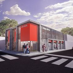 CC Tierra Nova #arquitectura #proyect #model #3d #architecture #architectureporn #tuconstru #architectureschool #superarchitects #nextarch #instarender #localescomerciales