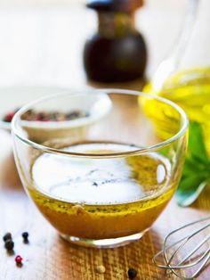 Vinaigrette simple et rapide - Recette de cuisine Marmiton : une recette