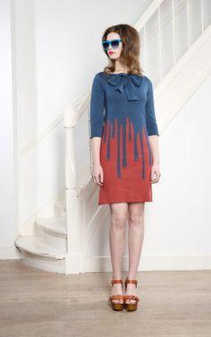 Dripping II - MICHAEL BARNAART VAN BERGEN fashion designer from the Hague