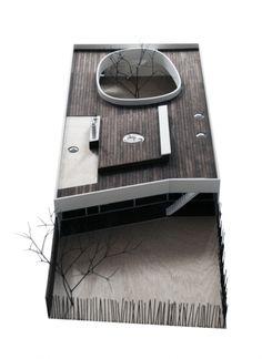 Pracownia Architektury Głowacki - Dom na wylot