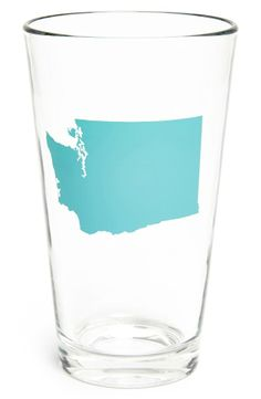 Love this! Home state glasses, perfect gift for a grad who will be going to school out of state!