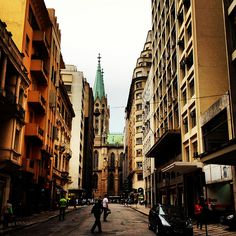 Sé - São Paulo - Brasil