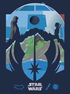 On the Rocks - Star Wars: The Last Jedi by Jurassickevin