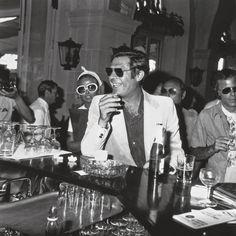 Marcello Mastroianni, 1976. Courtesy of Cahiers du Cinema.