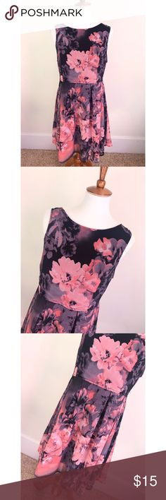 Anthropologie Band Of Gypsies floral dress - Size M. Brand new condition.  - I don't trade or sell outside of posh. - I ship every single day!  - All items come from a smoke free home!  - If you have anymore questions just let me know and I would be happy to help! 🙂 Anthropologie Dresses