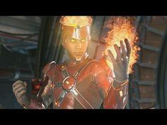 Injustice 2 - Introducing Firestorm!