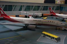 Shanghai Airlines A330-343