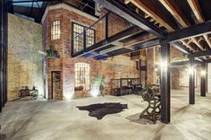 SHOOTFACTORY: other UK houses / Compound, Birmingham B3