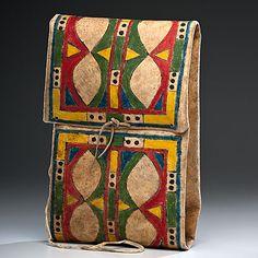 Sioux+Parfleche+Envelope+(4/5/2013+-+American+Indian+Art+Auction)