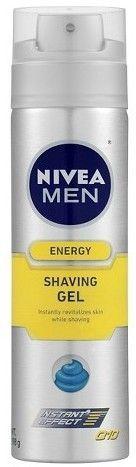Nivea for Men Nivea Instant Effect Energy Shave Gel for Men - 7 oz