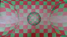 Za ovaj rad sam koristio Komplementarne boje , Zelenu ( hladna ) i crvenu ( topla ). I primenom valera dosao od najtamnije crvene / zelene  do najsvetlije crvene / zelene boje.